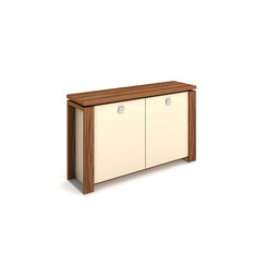 Cabinet, glass doors - E 2 2 01 S