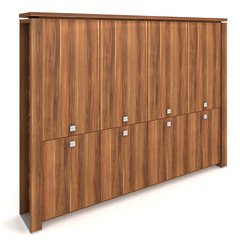 Cabinet, hinged doors - E 5 4 04