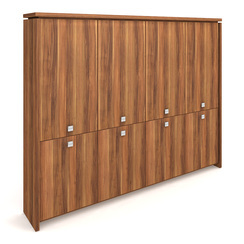 Cabinet, hinged doors - A 5 4 04