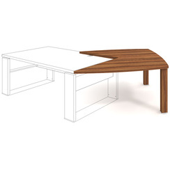 Complementary desk 141x141 - ED 2 141