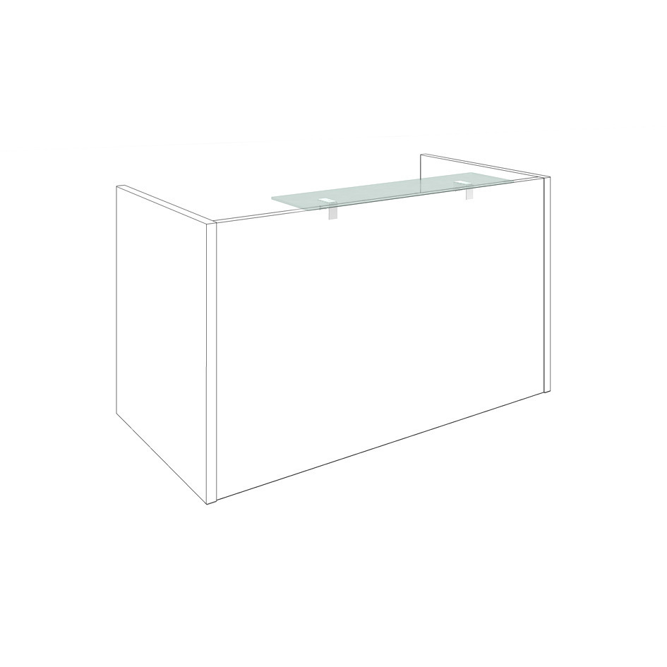 Glass shelf - AR PS