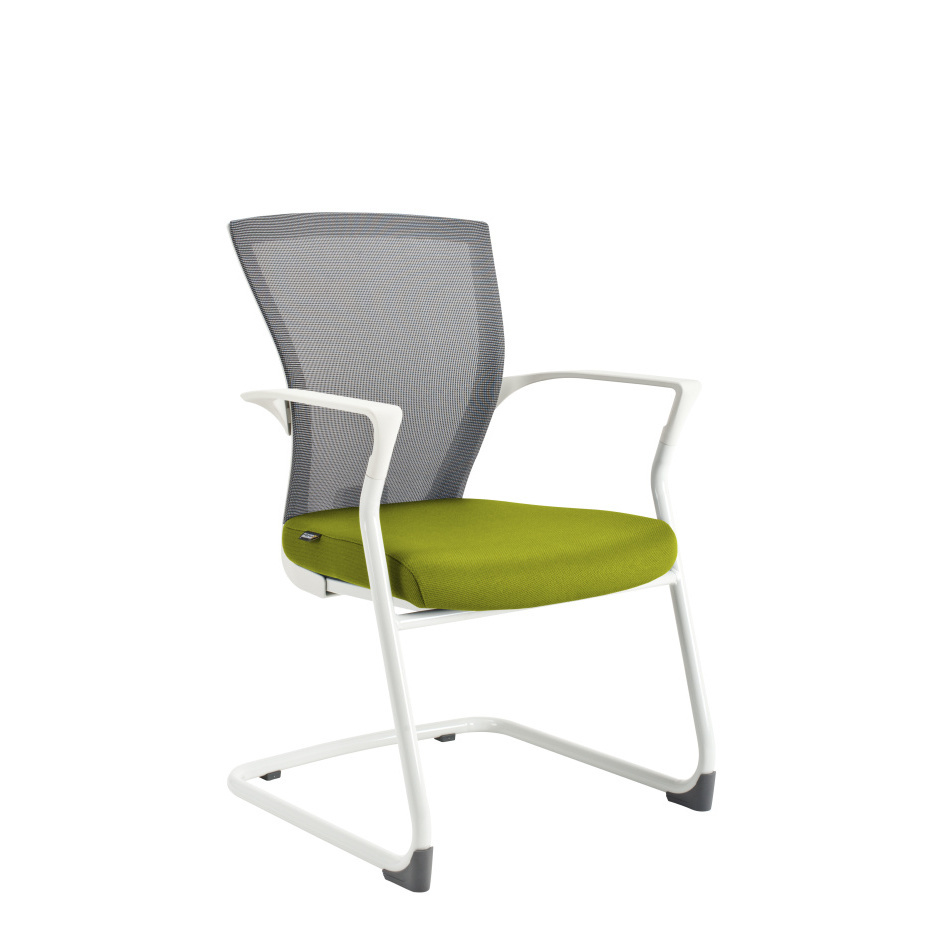 Meeting chair, BI 203, green - MERENS WHITE MEETING